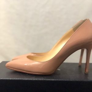 Christian Louboutin Pigalle 85 size 37